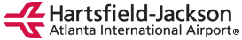Logo of Hartsfield-Jackson Atlanta International Airport
